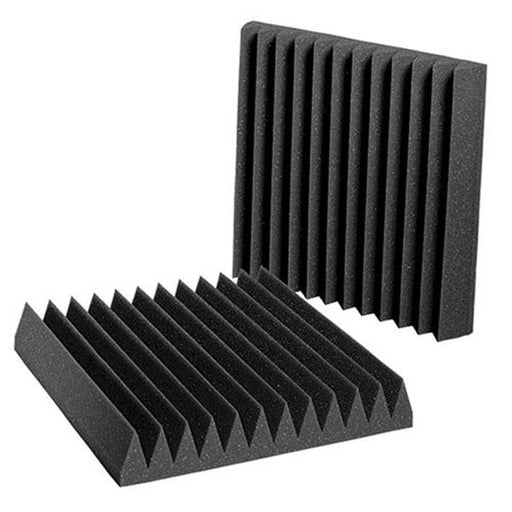 Aurica Wedge Shaped Acoustic Foam Panel 2' x 2' x 2""