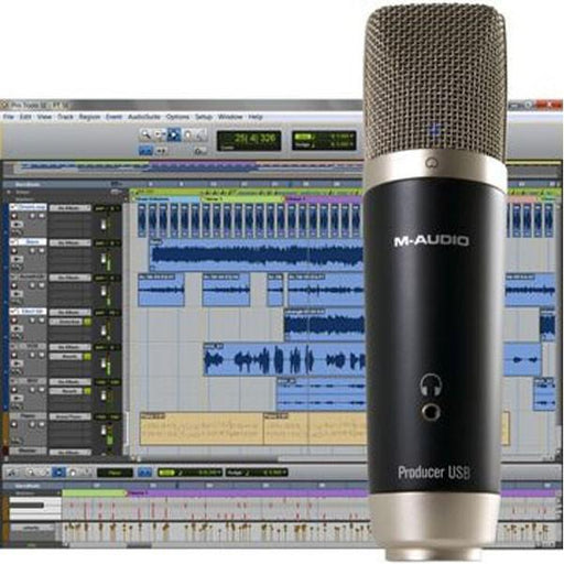Avid M-Audio Vocal Studio Microphone