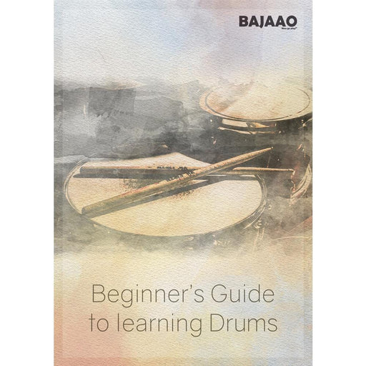 Beginner's Guide to Learning Drums