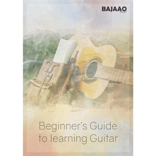 Beginner's Guide to Learning Guitar - EBook