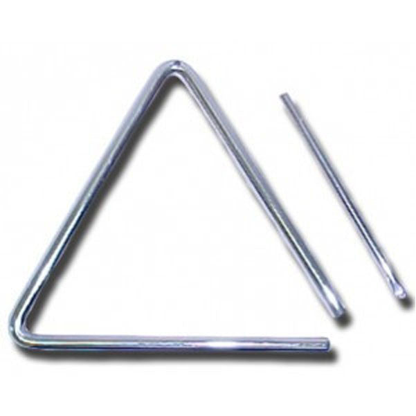 "BAJAAO 4"" Triangle with Beater"