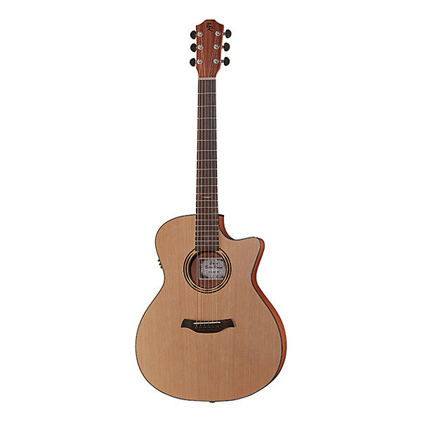 Baton Rouge AR11C/GACE-WN Cutaway Electro Acoustic Guitar - Natural Open Pore