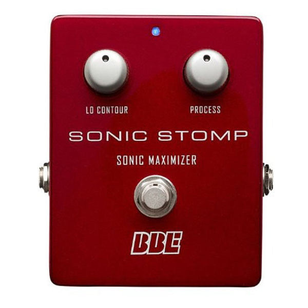 BBE Sonic Stomp Sonic Maximizer Guitar Effects Pedal
