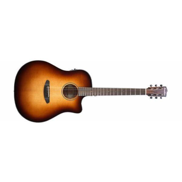 Breedlove Discovery Dreadnought CE Acoustic-Electric Guitar- Sunburst