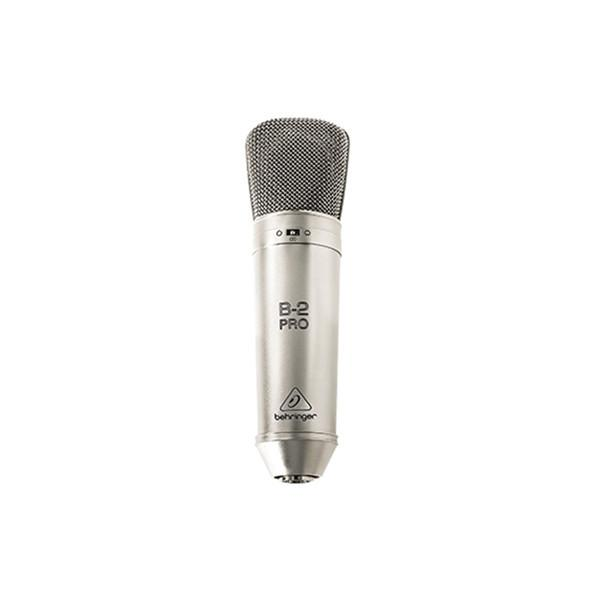 Behringer B2 Pro Dual Diaphragm Condenser Microphone - Open Box