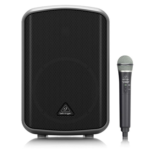 Behringer Europort MPA200BT Portable PA Speaker with Wireless Microphone