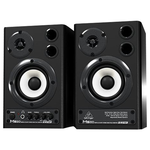 Behringer Digital Monitor Speaker System MS20 - Pair