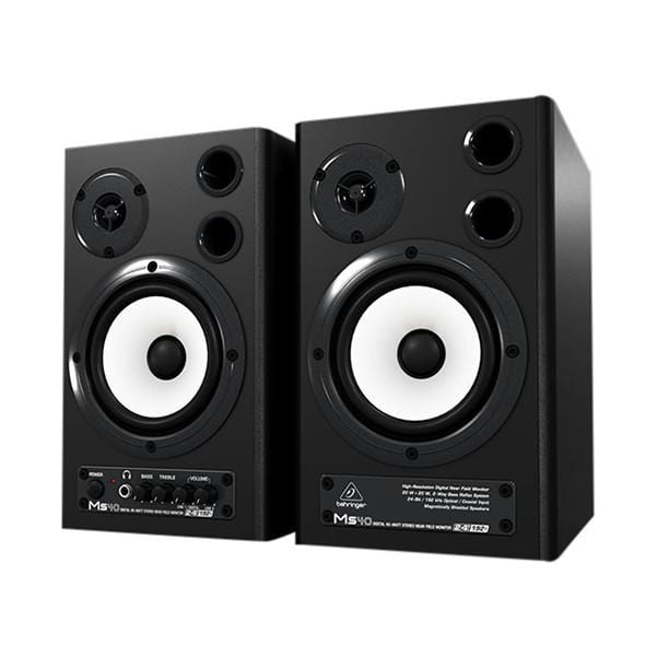Behringer MS40 Digital Monitor/Speaker System - Pair