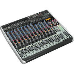 Behringer QX2222USB 22 XENYX Input USB Audio Mixer with Effects