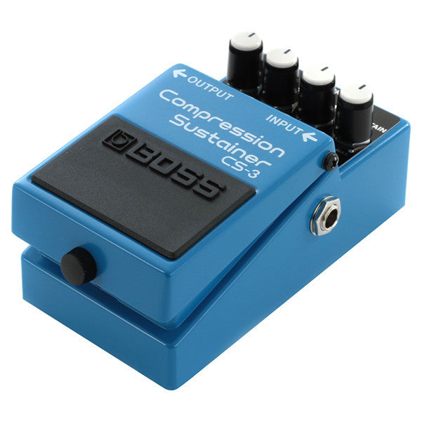 Boss CS-3 Compression Sustainer Guitar Effects Pedal