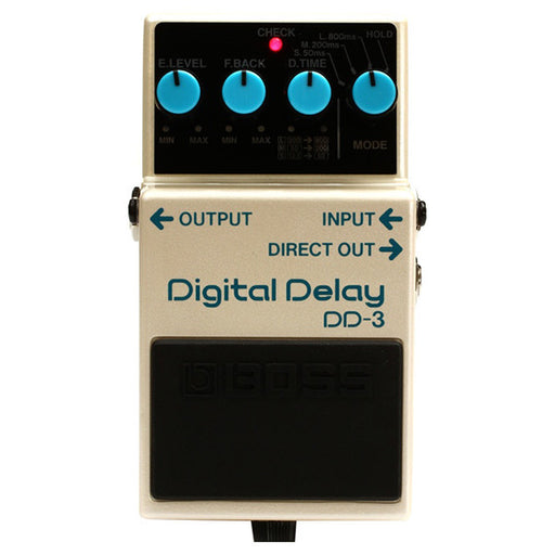 Boss DD-3 Digital Delay Guitar Effects Pedal