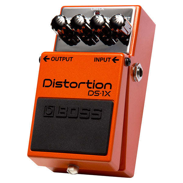bajaao com buy boss ds 1x distortion guitar effects pedal online india musical instruments. Black Bedroom Furniture Sets. Home Design Ideas