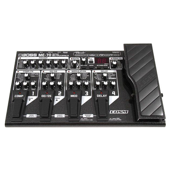 Bajaao Com Buy Boss Me 70 Guitar Multi Effects Processor