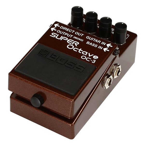 Boss OC-3 SUPER Octave Effects Pedal