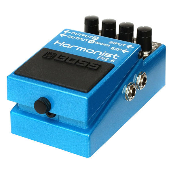 bajaao com buy boss ps 6 harmonist pitch shifter guitar effects pedal online india musical. Black Bedroom Furniture Sets. Home Design Ideas