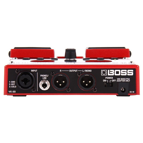 bajaao com buy boss ve 20 vocal multi effects guitar processor with harmony and looper online. Black Bedroom Furniture Sets. Home Design Ideas