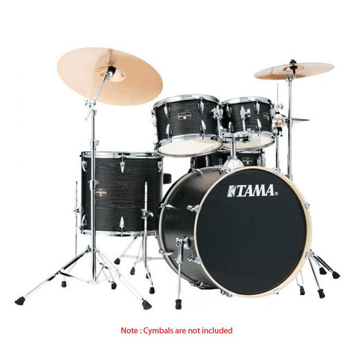Tama IE52KH6W Imperial Star 5pc Shell 6pc HW Acoustic Drum Set