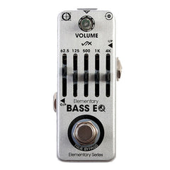 VerveTronix Elementary Series Bass EQ Pedal