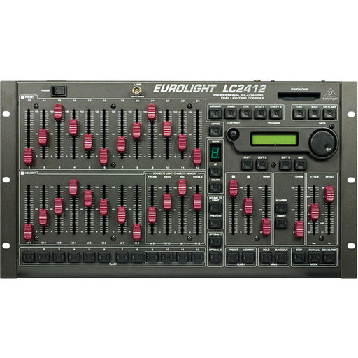 Behringer Eurolight LC2412  24 Channel Light Console