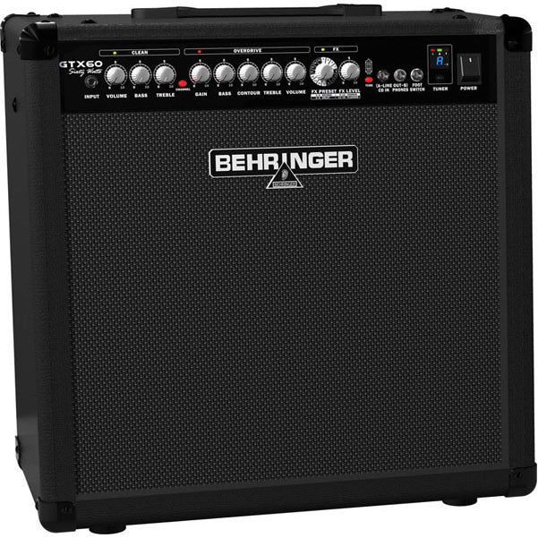bajaao com buy behringer guitar amplifier gtx60 online india musical instruments shopping. Black Bedroom Furniture Sets. Home Design Ideas