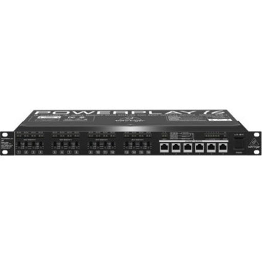 "Behringer Powerplay P16I 16-Channel 19"" Input Module with Analog and ADAT Optical Inputs"