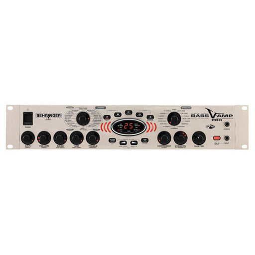 Behringer Virtual Amplifications LX1B-Pro/Bass V-Amp Pro