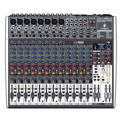 Behringer XENYX X2222USB 22-Channel Mixer with USB Interface