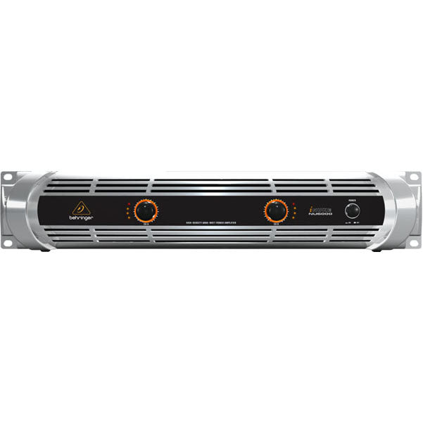 Behringer iNUKE NU6000 Power Amplifier