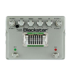 Blackstar HT-Dual Tube Dual Distortion Guitar Effects Pedal