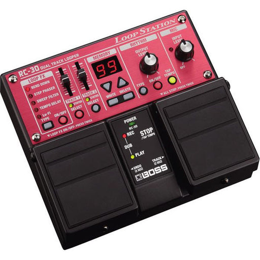 Boss RC-30 Loop Station Looper Pedal