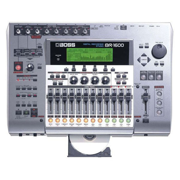 Boss BR1600CD Digital Recording Studio - Discontinued