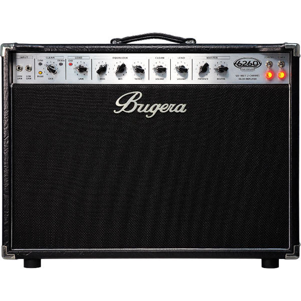Bugera 6260-212 Infinium Ultimate Rock Tone 120 Watt Amplifier