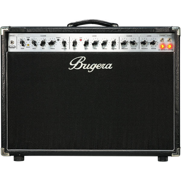 Bugera 6262-212 Infinium 120 Watt Ultimate Rock Tone Amplifier