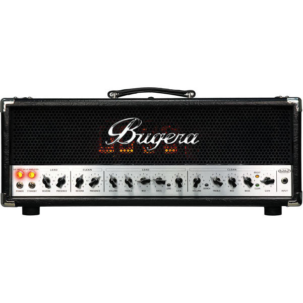 Bugera 6262 Infinium 120 Watt Ultimate Rock Tone Amplifier