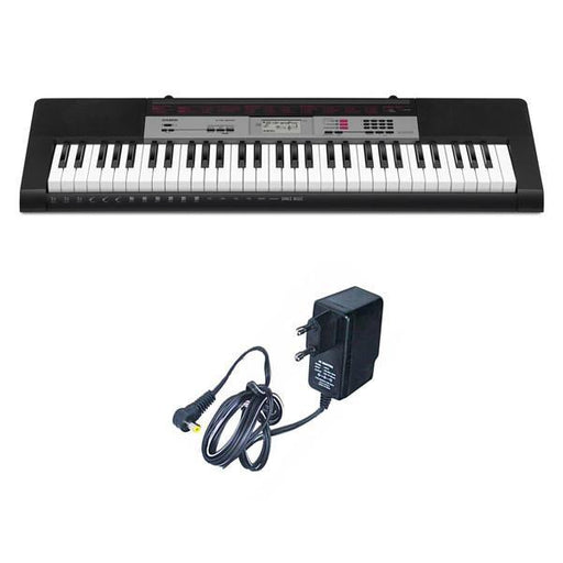 Casio CTK-1500 61-Key Standard Keyboard with Power Adapter