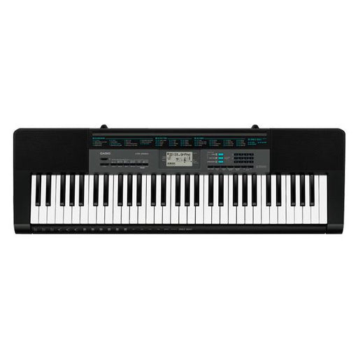 Casio CTK 2550 61 Key Standard Portable Keyboard With Adapter