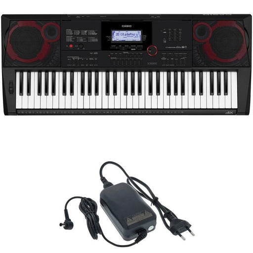 Casio CT-X8000IN 61-Key Portable Keyboard with Adapter