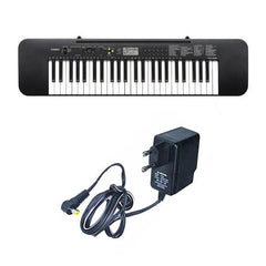 Casio CTK245 Musical Keyboard + Power Adapter