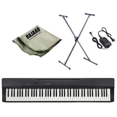 Casio PX-160 Privia 88-Key Digital Piano with Stand, Polishing Cloth and Power Adapter