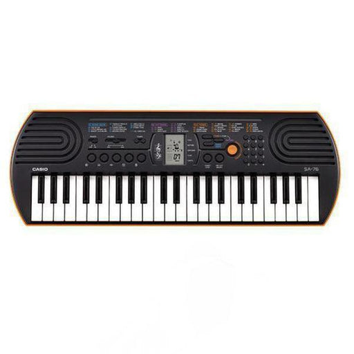 Casio SA76 44 Key Keyboard - Open Box