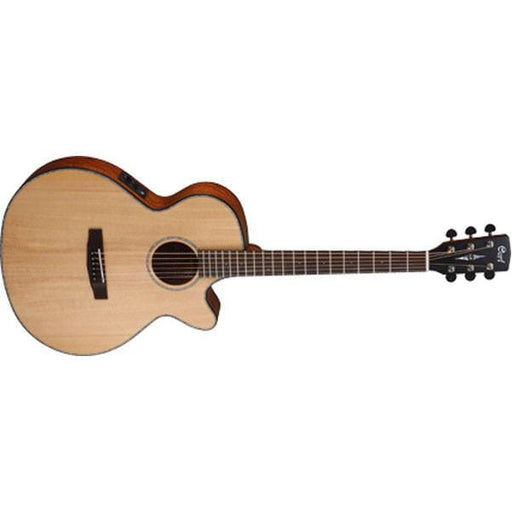 CORT SFX-E Electro-Acoustic Guitar - Natural Satin - Open Box
