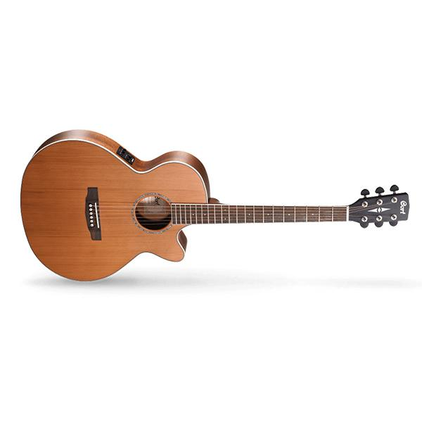 Cort SFX-CED Electro Acoustic Guitar -  Natural Satin