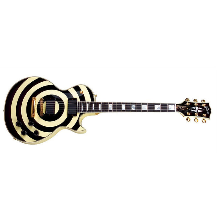 Gibson Custom Shop Zakk Wylde Les Paul Electric Guitar - Bull's Eye