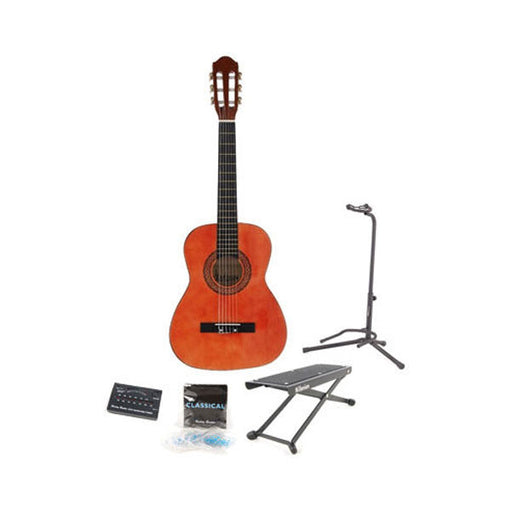 Startone CG 851 3/4 Concert Classical Guitar Bundle