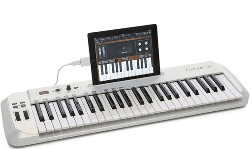 Samson Carbon 49 USB Midi Keyboard - Open Box