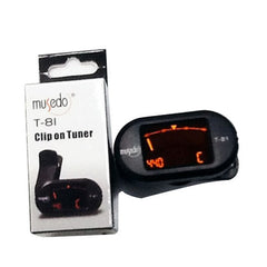 Cherub Musedo T-81 Black Clip On Tuner