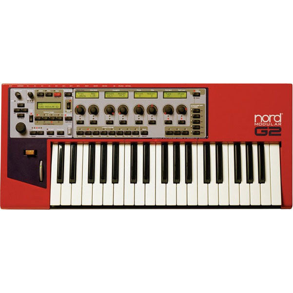 Clavia Nord Modular G2 Synthesizer with Keyboard