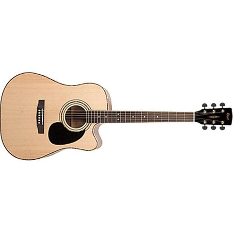 bajaao com buy cort ad880ce cutaway electro acoustic guitar online india musical instruments. Black Bedroom Furniture Sets. Home Design Ideas