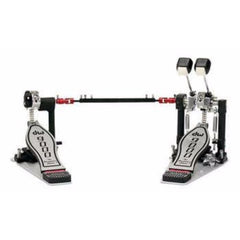 Drum Workshop DW 9002 Double Bass Drum Pedal with Tri-Pivot Toe Clamp