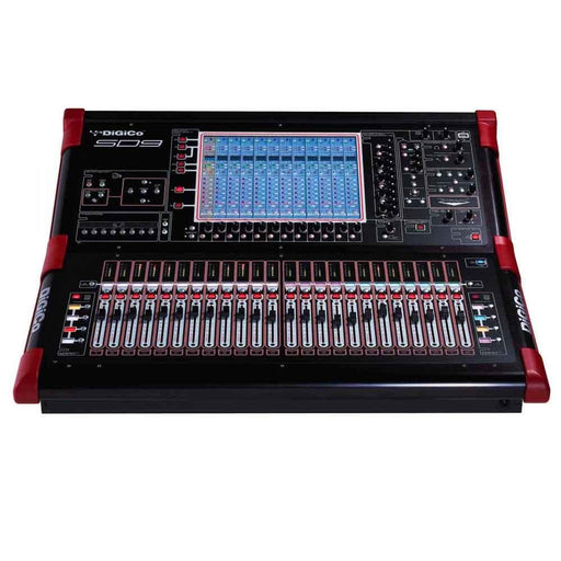 Digico SD9 96 Input Digital Mixing Console